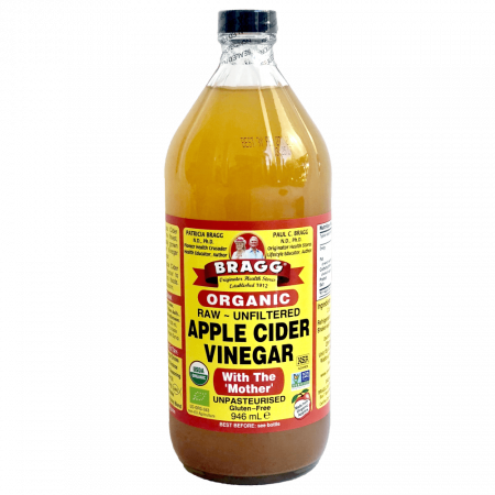 Bragg Apple Cider Vinegar Apfelessig 946ml