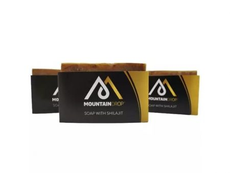 Mountaindrop Soap with Shilajit