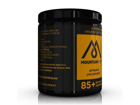 Mountaindrop Shilajit mit Honig